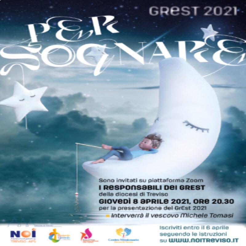 Per sognare – Grest 2021